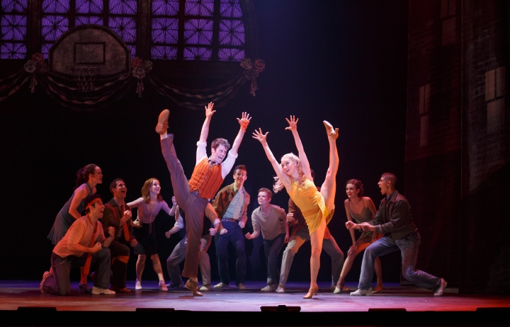 WEST SIDE STORY runs through Jan. 20 at Bass Performance Hall. Photo by Carol Rosegg.