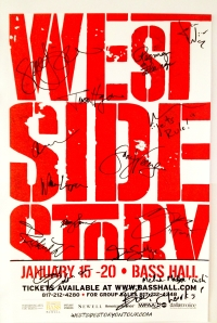WIn an autographed WEST SIDE poster!