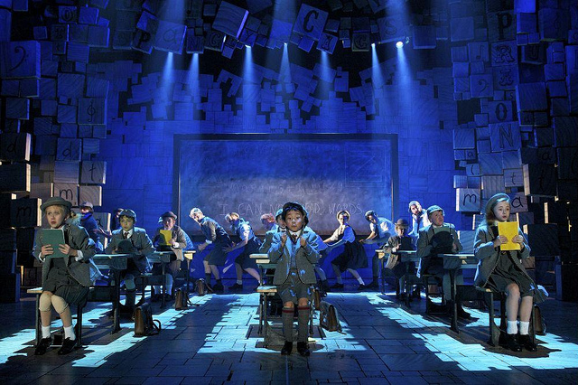Loved, loved, loved MATILDA THE MUSICAL.