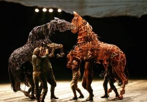 WAR HORSE trotted away with five Tony Awards in 2011.