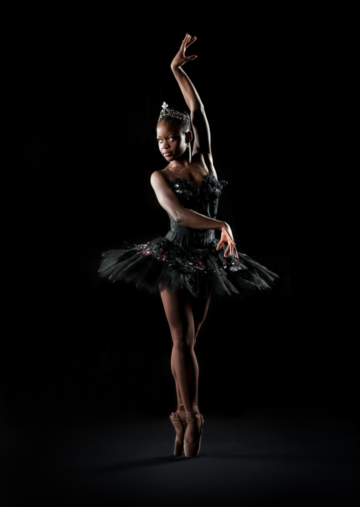 Michaela DePrince in Dance Theatre of Harlem. Photo by Rachel Neville.