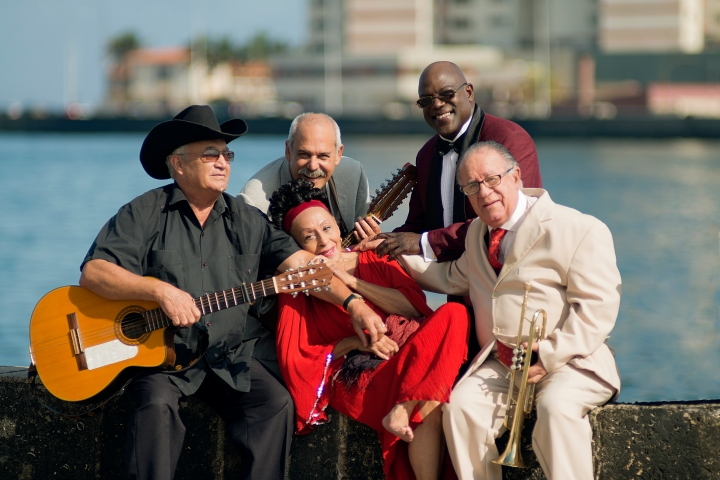 Orquesta Buena Vista Social Club performs Oct. 2. Photo by Alejandro Perez