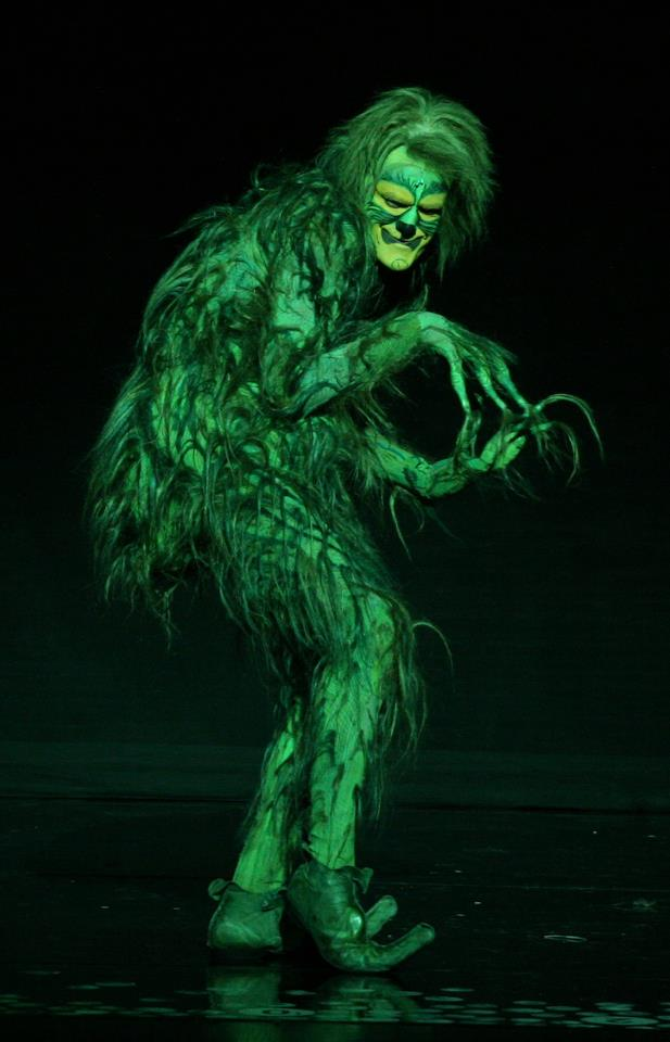 """Be on the lookout for a suspect known as """"Grinch."""""""
