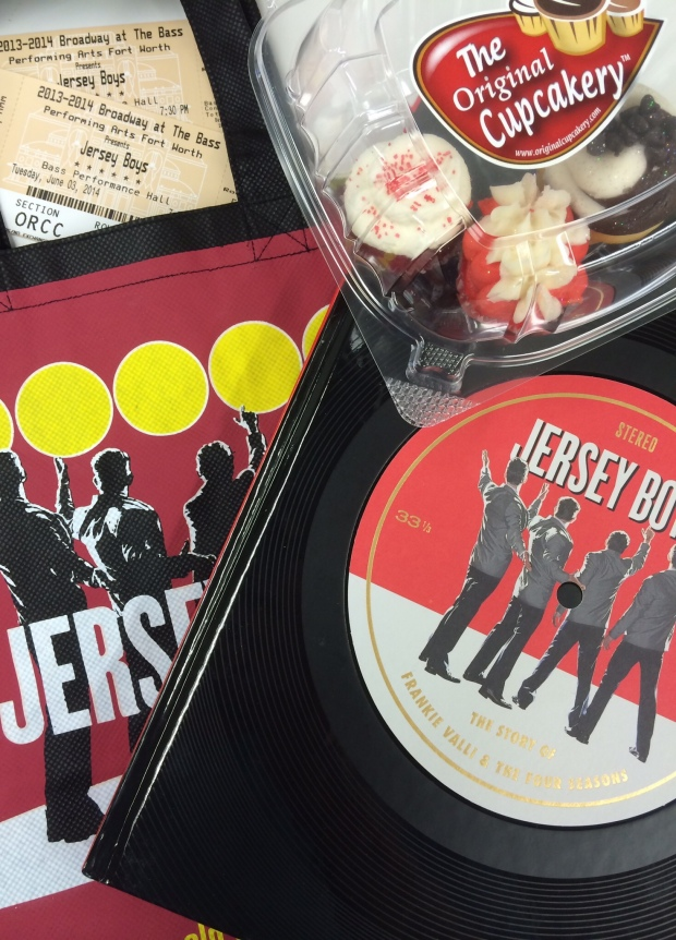 Win a JERSEY BOYS prize pack!