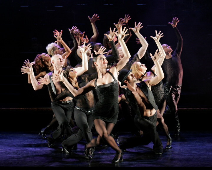 CHICAGO makes a triumphant return to Fort Worth April 3-4. Photo: Paul Kolnik.