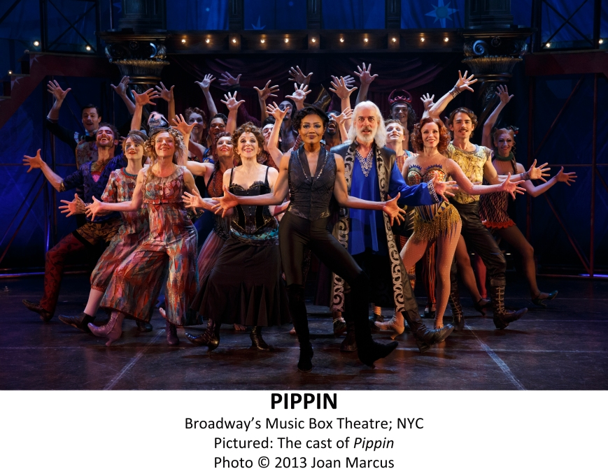 PIPPIN makes its Bass Hall debut July 21-26, 2015.