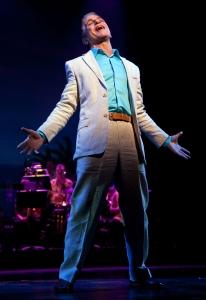 "Tony Danza as Tommy Korman in ""Honeymoon in Vegas."" Photo: Jerry Dalia"
