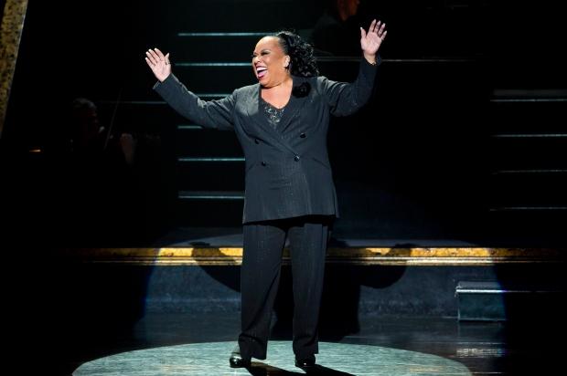 "Roz Ryan stars as Matron ""Mama"" Morton in the Tony Award-winning hit musical CHICAGO.  Photo: Jeremy Daniel."