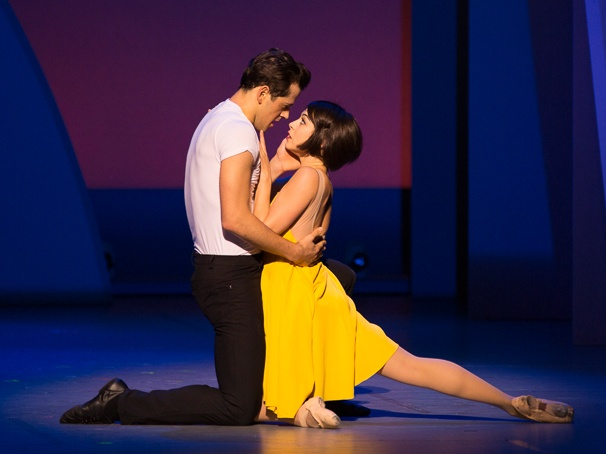 An American in Paris is up for 12 Tony Awards.