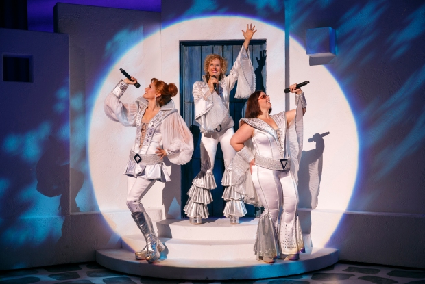 Put on your dancin' shoes: MAMMA MIA! returns May 20-22!