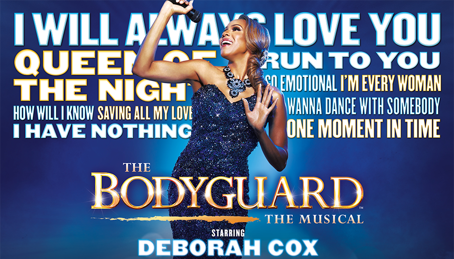 Thumbnail image for THE BODYGUARD makes North Texas debut this summer! blog post