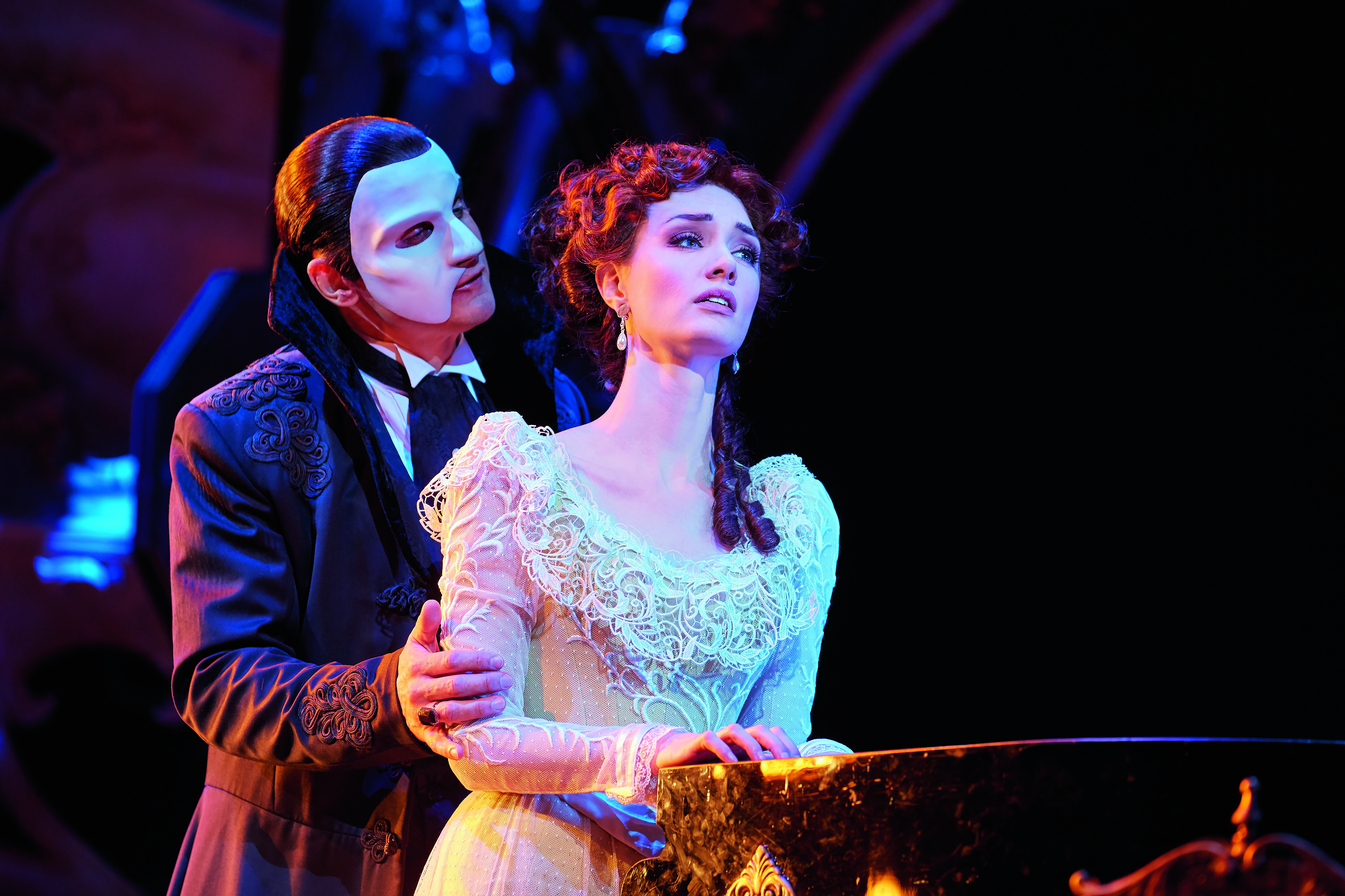 Thumbnail image for Casting announced for THE PHANTOM OF THE OPERA sequel LOVE NEVER DIES, coming to North Texas next summer! blog post