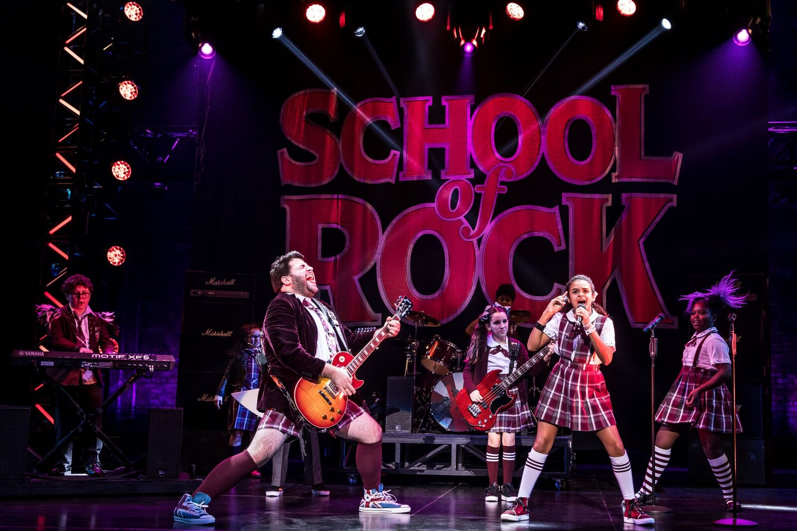 Thumbnail image for Get Ready to Rock! SCHOOL OF ROCK is coming to Bass Hall Aug. 28-Sept. 2 blog post