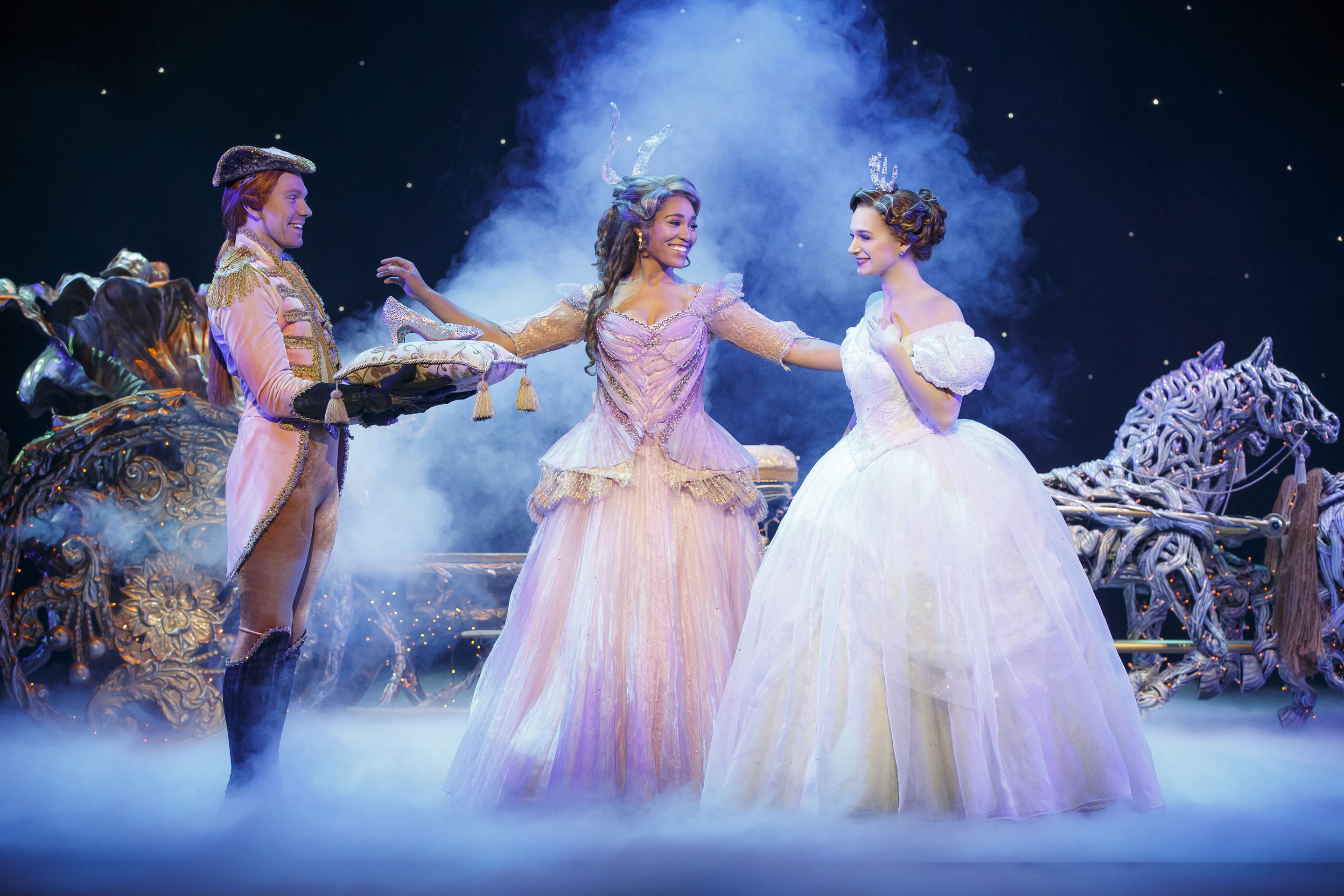 Thumbnail image for Glass Slippers Are So Back!  Rodgers + Hammerstein's CINDERELLA returns to Bass Hall Nov. 15-18 blog post