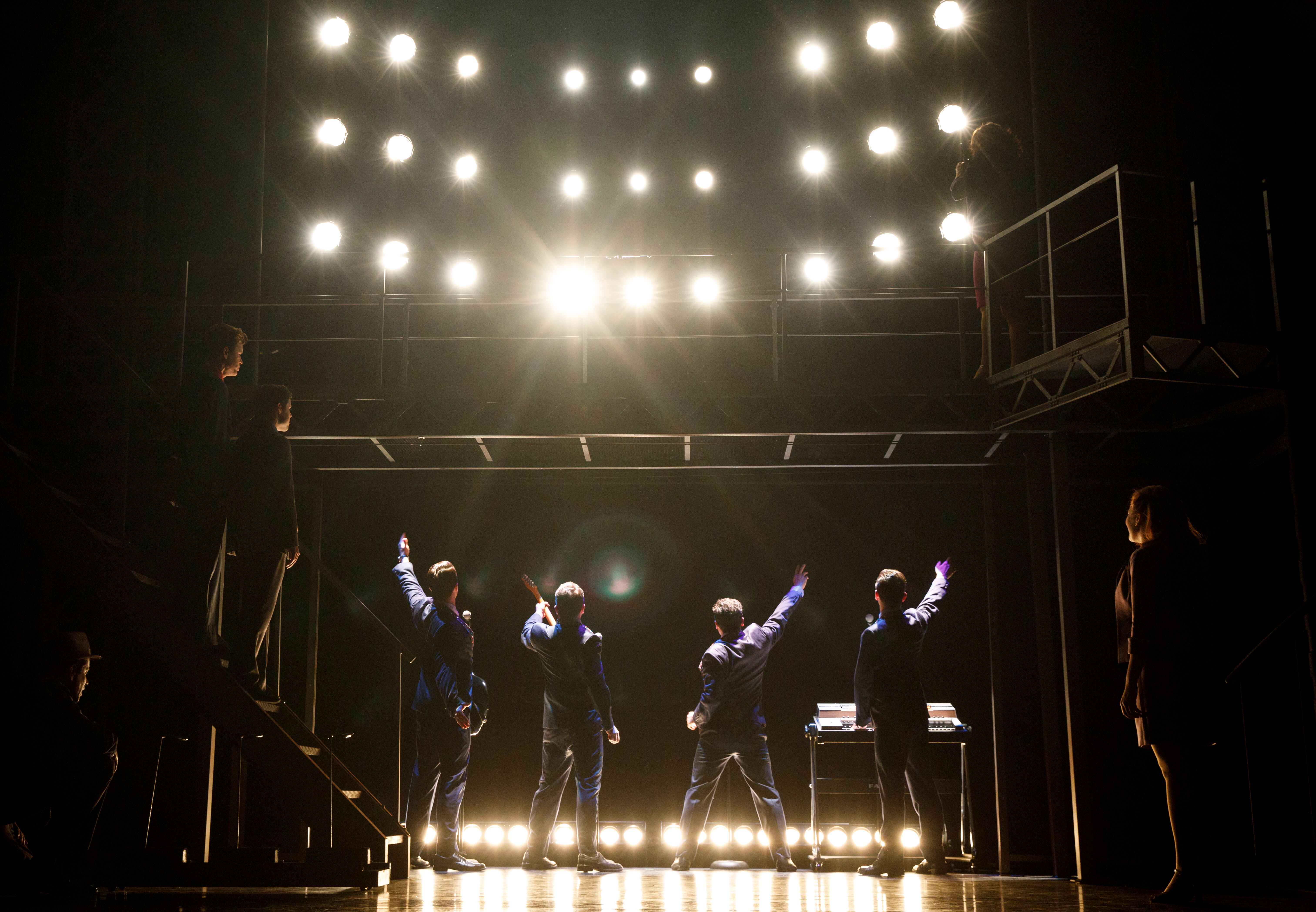 Thumbnail image for Acclaimed musical JERSEY BOYS returns to Bass Hall February 12-17! blog post