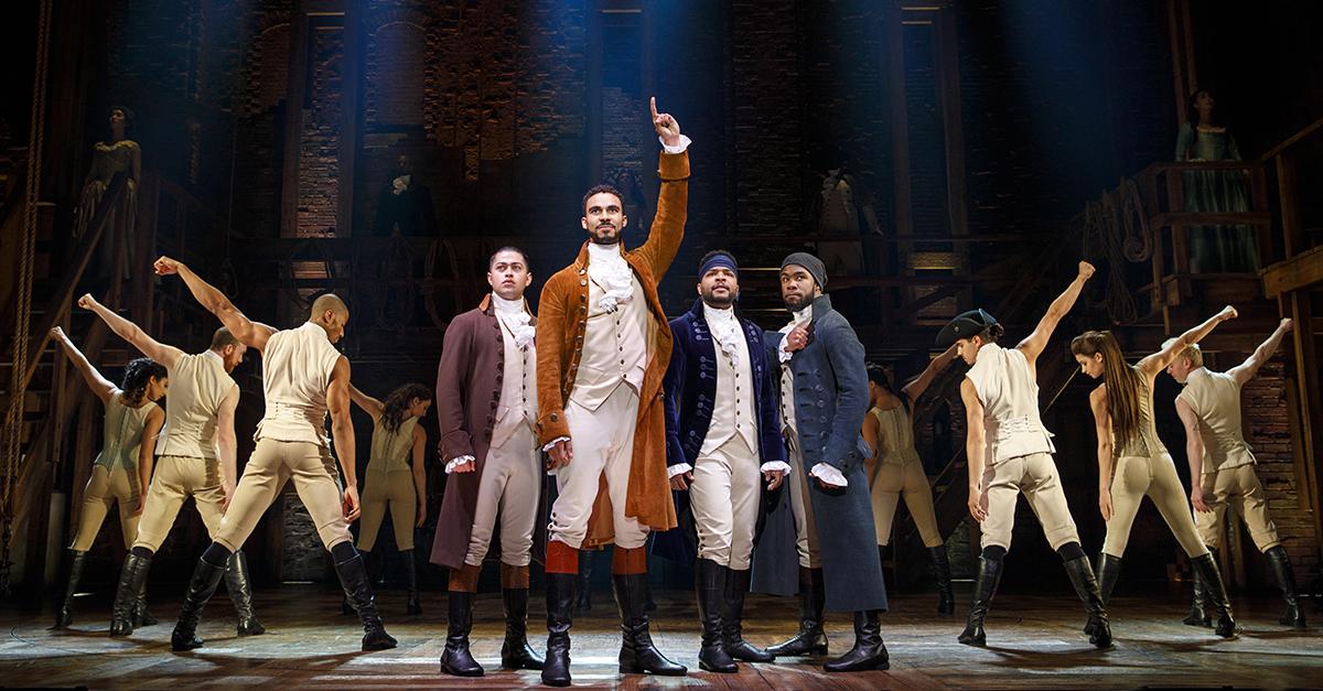 Thumbnail image for HAMILTON to anchor 2019-2020 Broadway at the Bass season! blog post
