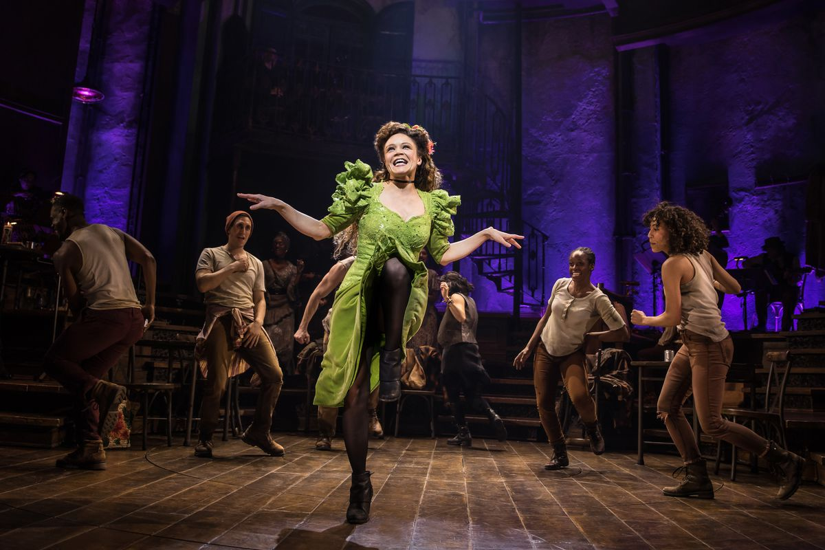 Thumbnail image for Fiery Finish: 'Hadestown' lights up Tony Awards with 8 wins blog post